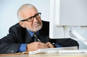 Rynek pracy trudny dla ludzi po 55. roku życia