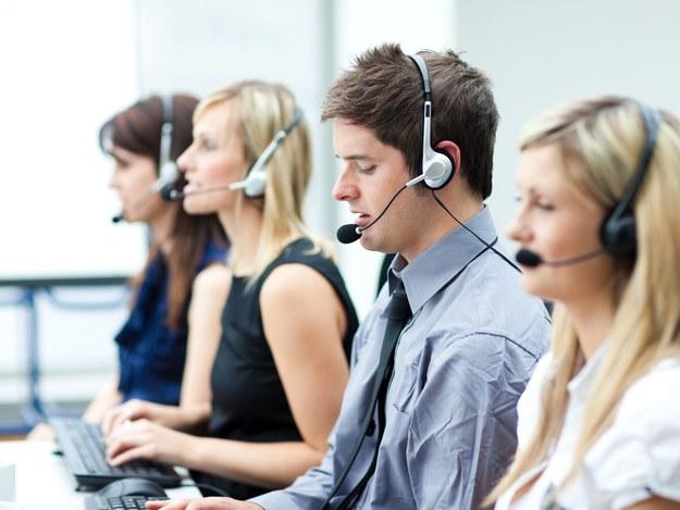 Rynek usług call i contact center w Polsce rośnie w tempie 30 proc. /123RF/PICSEL