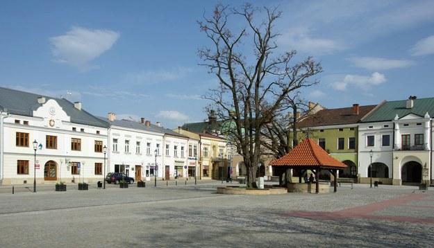 Rynek w Krośnie/fot. Marek Bazak /East News