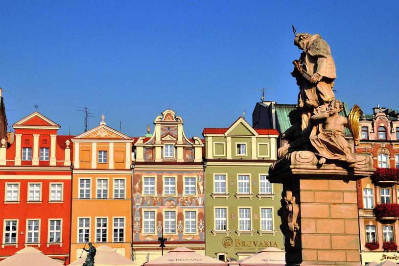 Rynek w Poznaniu /123RF/PICSEL