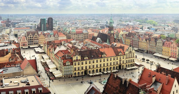 Rynek we Wrocławiu /123/RF PICSEL