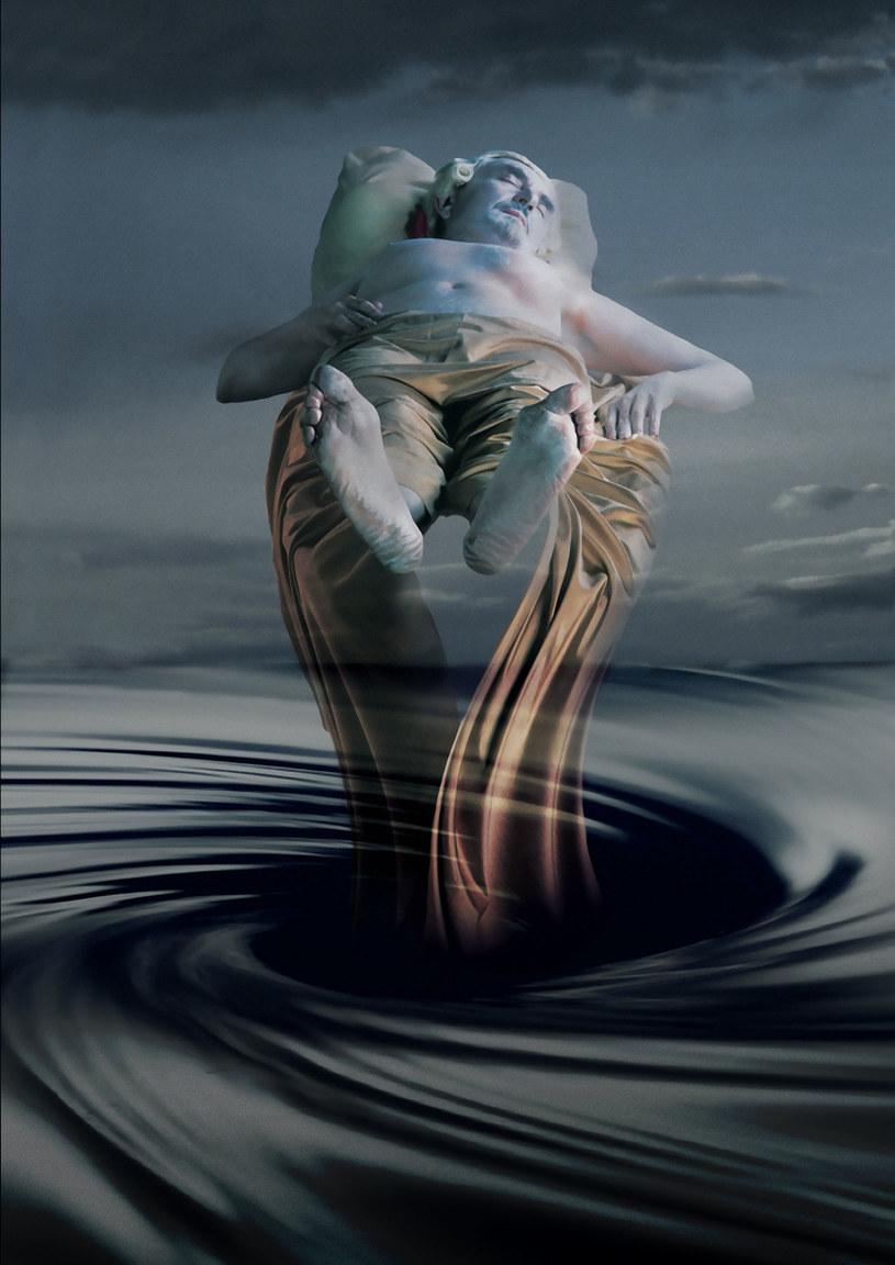 Ryszard Horowitz: Szkic do plakatu Don Giovanni, 2003/ fot. dzięki uprzejmości Ryszarda Horowitza /Styl.pl