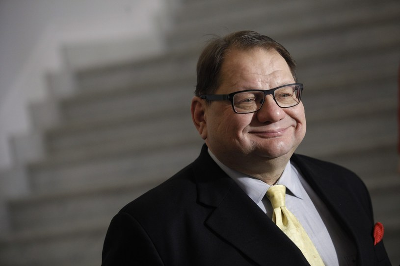 Ryszard Kalisz, 2014 r. /Stefan Maszewski /Reporter