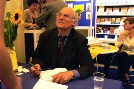Ryszard Kapuściński otrzymał pseudonimy  Vera Cruz i Poeta / fot. P. Terlikowski /Agencja SE/East News