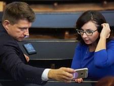 Ryszard Petru do Kamili Gasiuk-Pihowicz: Zamknij się