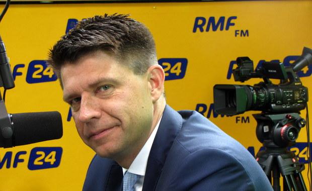 Ryszard Petru: Złożenie wniosku ws. Błaszczaka pokazałoby siłę opozycji