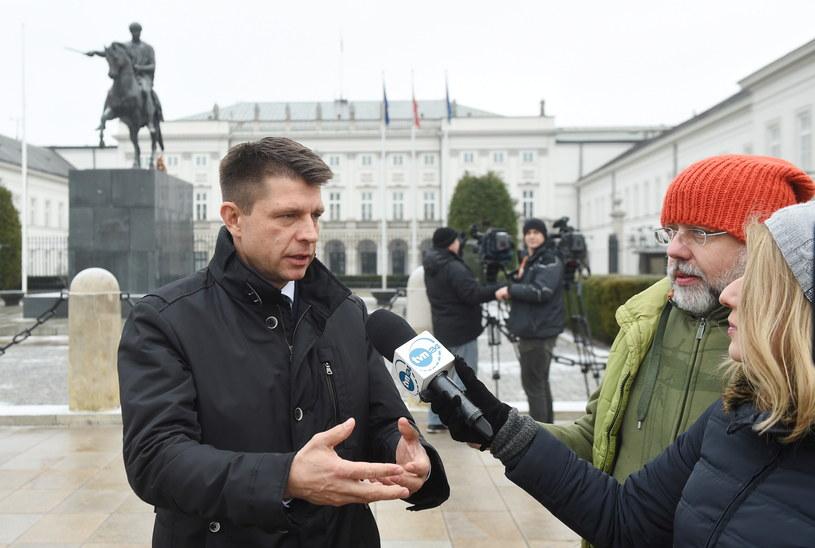 Ryszard Petru /Radek Pietruszka /PAP