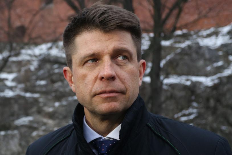 Ryszard Petru /Jakub Porzycki /Agencja FORUM