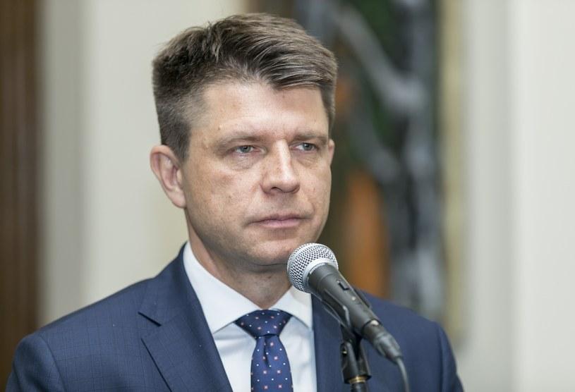 Ryszard Petru /Leszek Kotarba  /East News