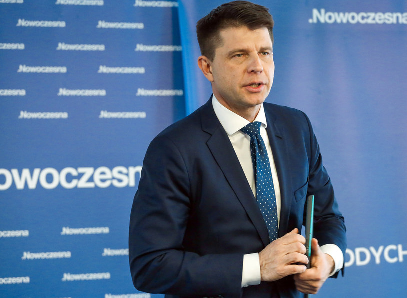 Ryszard Petru /Simona Supino /Agencja FORUM