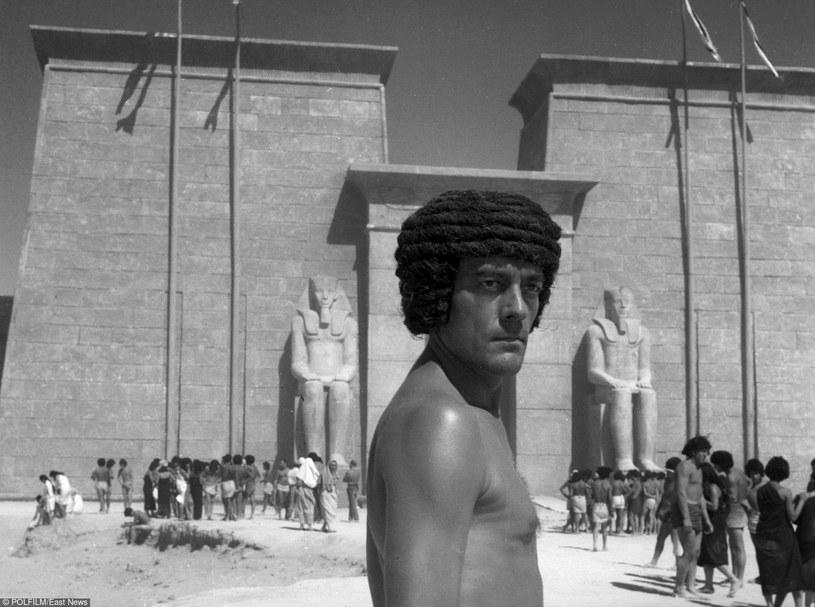 "Ryszard Ronczewski w filmie ""Faraon"" /East News/POLFILM"