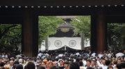 Rytualna ofiara premiera Japonii wywołała protest