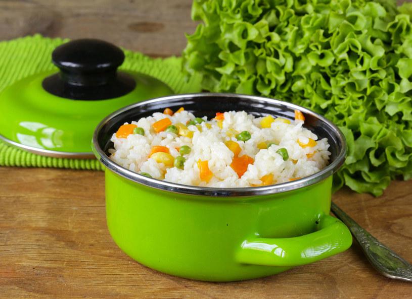 Ryż z warzywami /©123RF/PICSEL