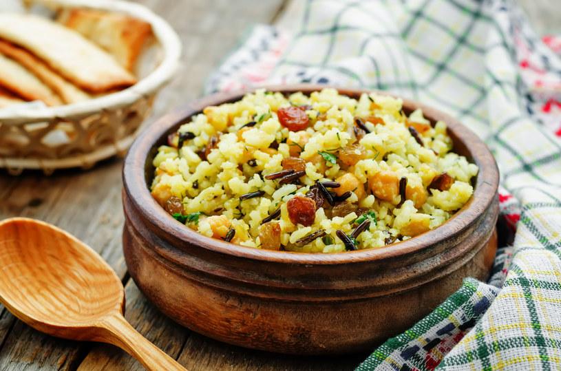 Ryż z warzywami /123RF/PICSEL