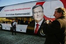 """""""Rz"""": Błąd na billboardach Bronisława Komorowskiego"""