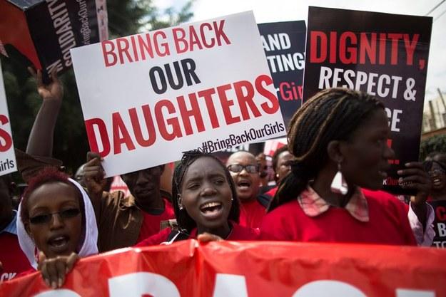 Rząd Nigerii zrywa rozmowy ws. porwanych nastolatek