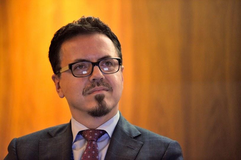 Rząd przyjął dymisję Wojciecha Balczuna /Wojciech Stróżyk /Reporter