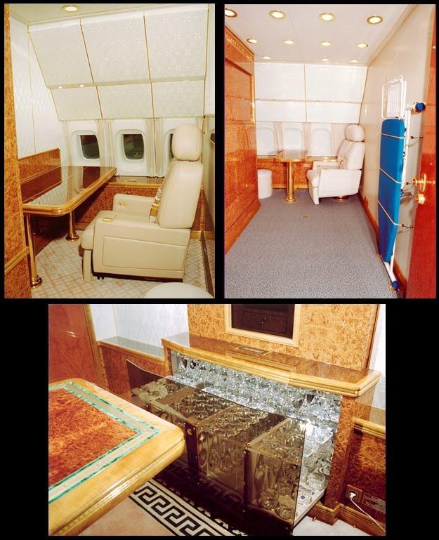 Rządzenie Rosją łatwe nie jest - potrzebny jest wygodny fotel.  Zdjęcia z home-designing.com /materiały prasowe