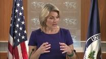 Rzeczniczka Departamentu Stanu USA o sytuacji w Syrii, Iraku i relacjach z Chinami
