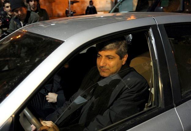 Rzecznik irańskiego MSZ Ramin Mehmanparast /AFP