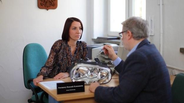 Rzecznik konsumenta pomoże w razie konfliktu z firmą/przedsiębiorcą. Nie zajmuje się sporami z osobami prywatnymi. /Motor