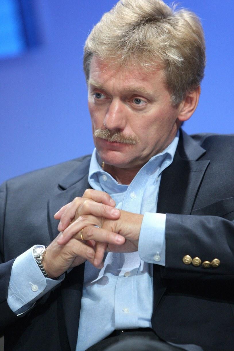 Rzecznik Kremla Dmitrij Pieskow /SPUTNIK Russia /East News