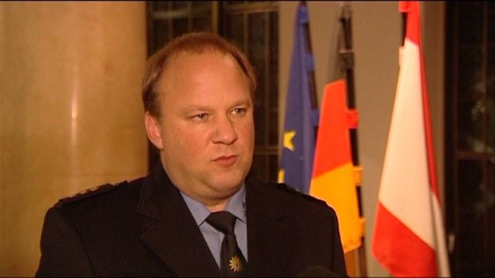 Rzecznik niemieckiej policji /TVN24/x-news