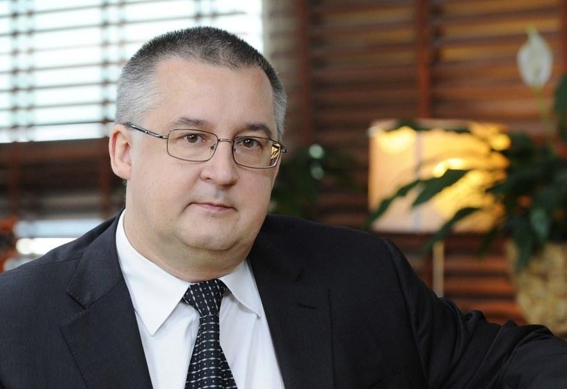 Rzecznik prasowy NIK Paweł Biedziak /Piotr Bławicki /East News