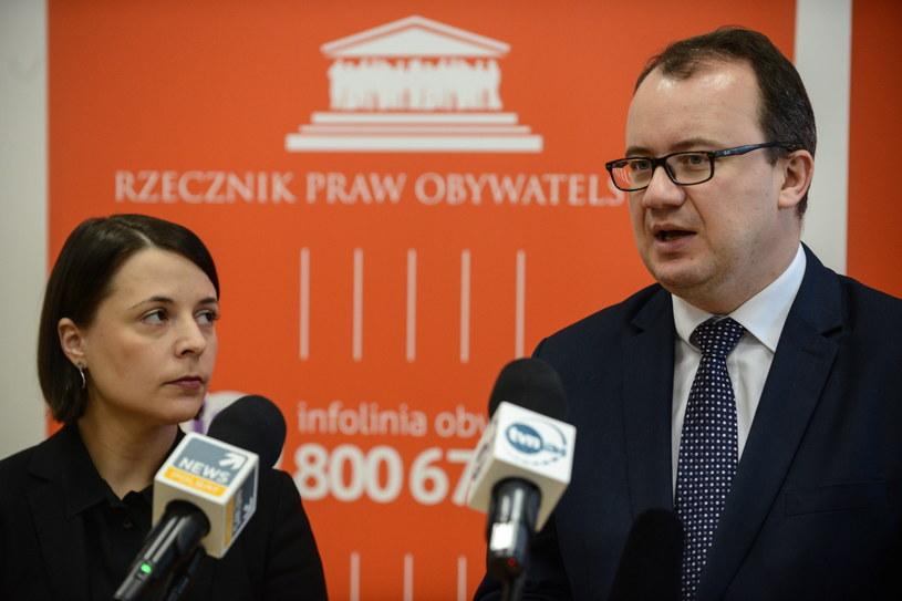 Rzecznik Praw Obywatelskich Adam Bodnar /Jakub Kamiński   /PAP