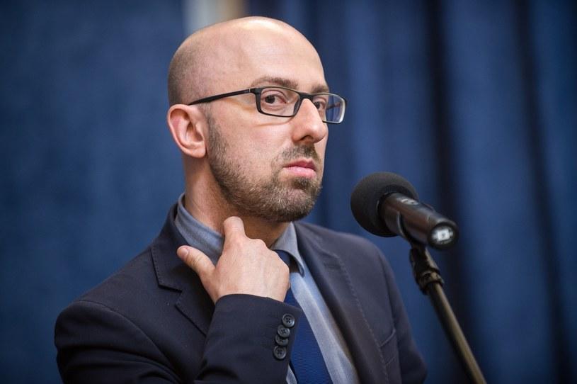 Rzecznik prezydenta Krzysztof Łapiński /Bartosz Krupa /East News
