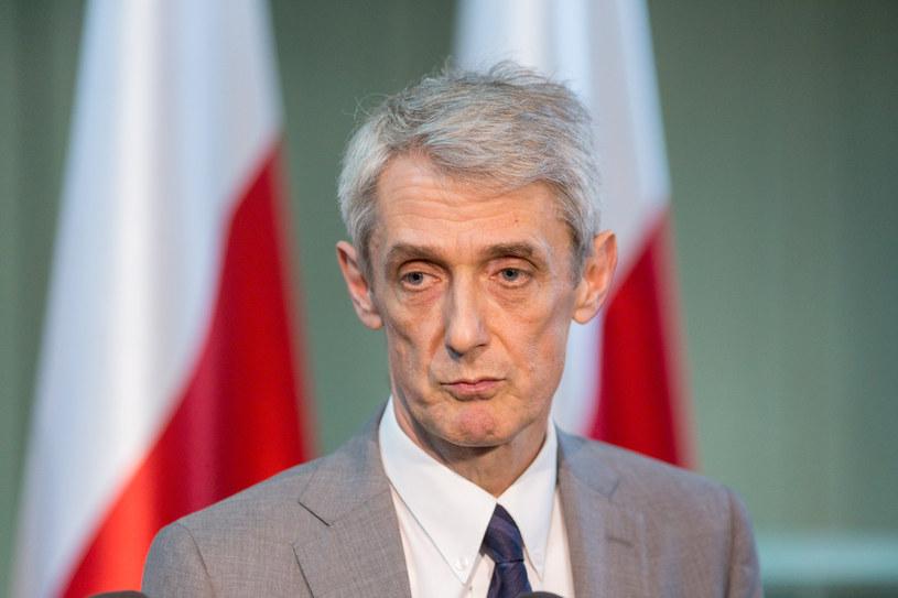 Rzecznik SN sędzia Michał Laskowski /ADAM GUZ/POLSKA PRESS /East News