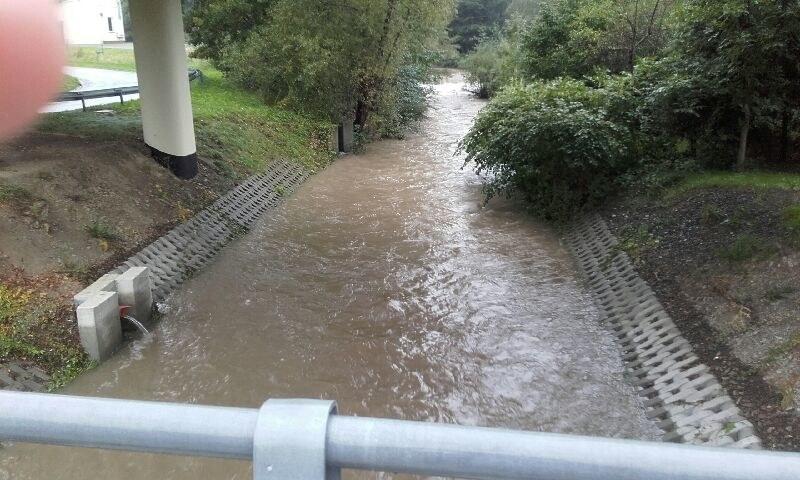 Rzeka Choczenka /Pan Marcin /Gorąca Linia RMF FM