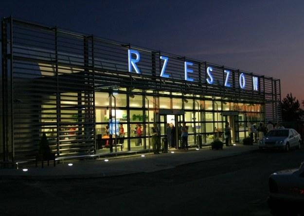 Rzeszów-Jasionka, fot. Port lotniczy Rzeszów-Jasionka /&nbsp