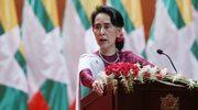 """Rzeź i exodus Rohingjów. Przywódczyni Birmy """"potępia przemoc"""", ale pomija działania armii"""