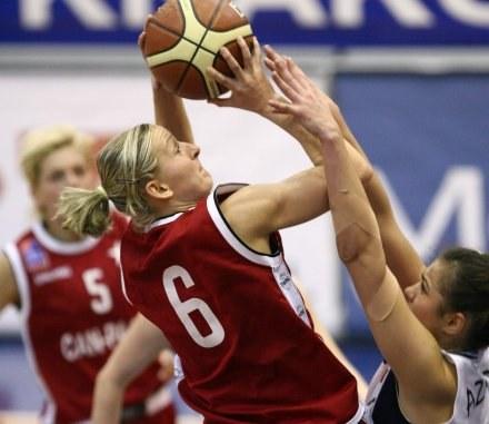Rzuca Monika Krawiec,FOT.Tomasz Markowski /Agencja Przegląd Sportowy