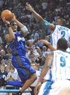 Rzuca Tracy McGrady
