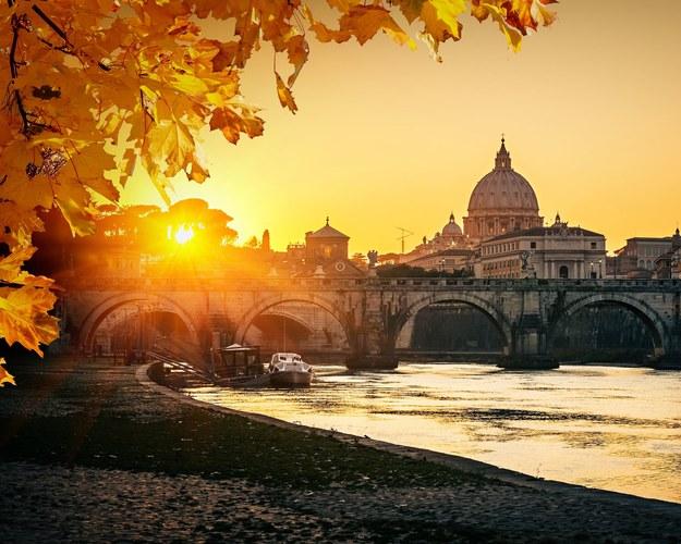 Rzym w kolorach jesieni wygląda przepięknie /123/RF PICSEL