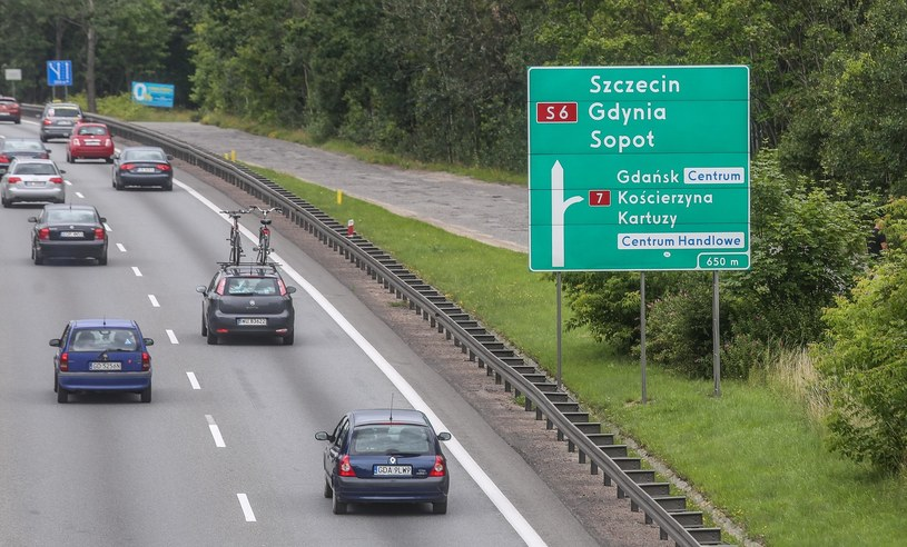 S6 ma łączyć Trójmiasto z resztą polskiego wybrzeża /Karolina Misztal /Reporter