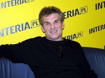 """""""Są momenty, że trudno mi powiedzieć, czy jestem Markiem Włodarczykiem czy komisarzem Zawadą"""" /INTERIA.PL"""