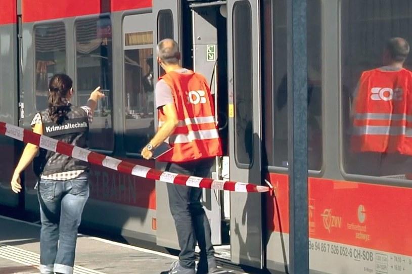 Są nowe ustalenia w sprawie ataku w Szwajcarii /PAP/EPA