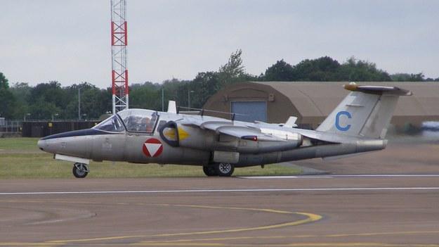 Saab 105 OE / inf. prasowa /&nbsp