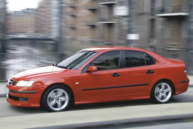 Saab 9-3 / kliknij /INTERIA.PL