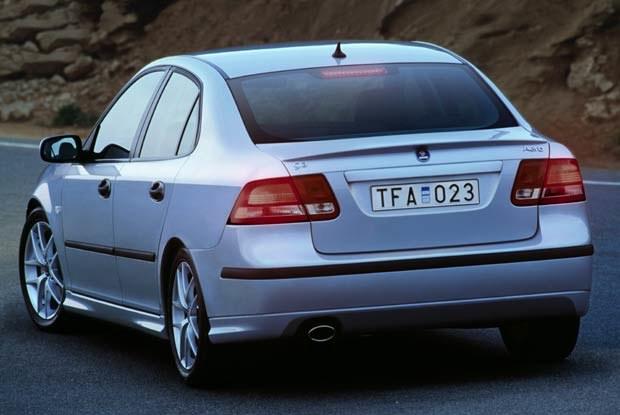 Saab 9-3 SportSedan (kliknij) /INTERIA.PL