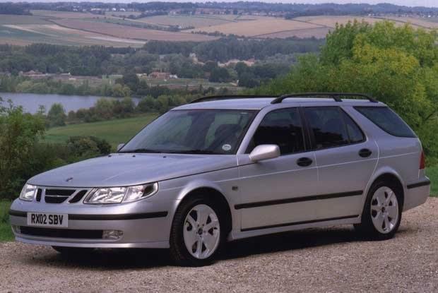 Saab 9-5 2.2 TiD Vector (kliknij) /INTERIA.PL