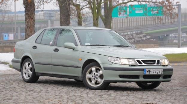Saab 9-5 zadebiutował w 1997 roku zastępując kultową serię 9000. /Motor