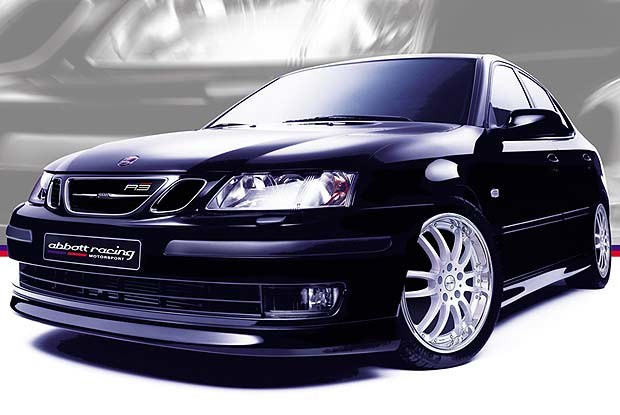 Saab Abbott Racing R3 (kliknij) /INTERIA.PL
