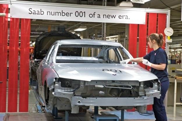 Saab wznowił produkcję /