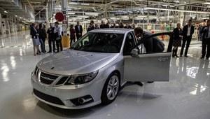 Saab znów wstrzymuje produkcję