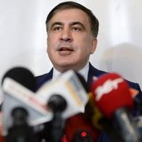 Saakaszwili ma trzyletni zakaz wjazdu na Ukrainę.