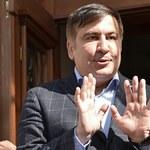 Saakaszwili: Mój paszport jest teraz w gabinecie Poroszenki